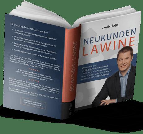 Kostenloses Buch – Neukundenlawine von Jakob Hager – Erfahrungen Review