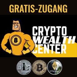 Crypto Wealth Center (CWC) – Sicher in Kryptowährung investieren & mit Kryptowährung Geld verdienen