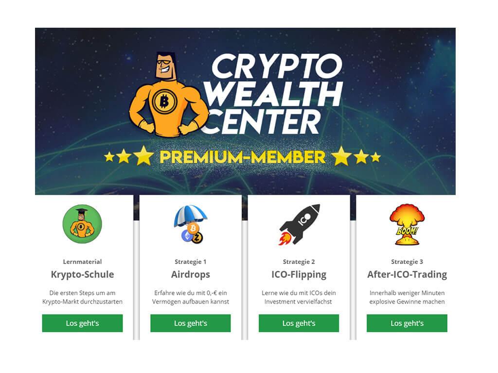 sicher in kryptowährung investieren