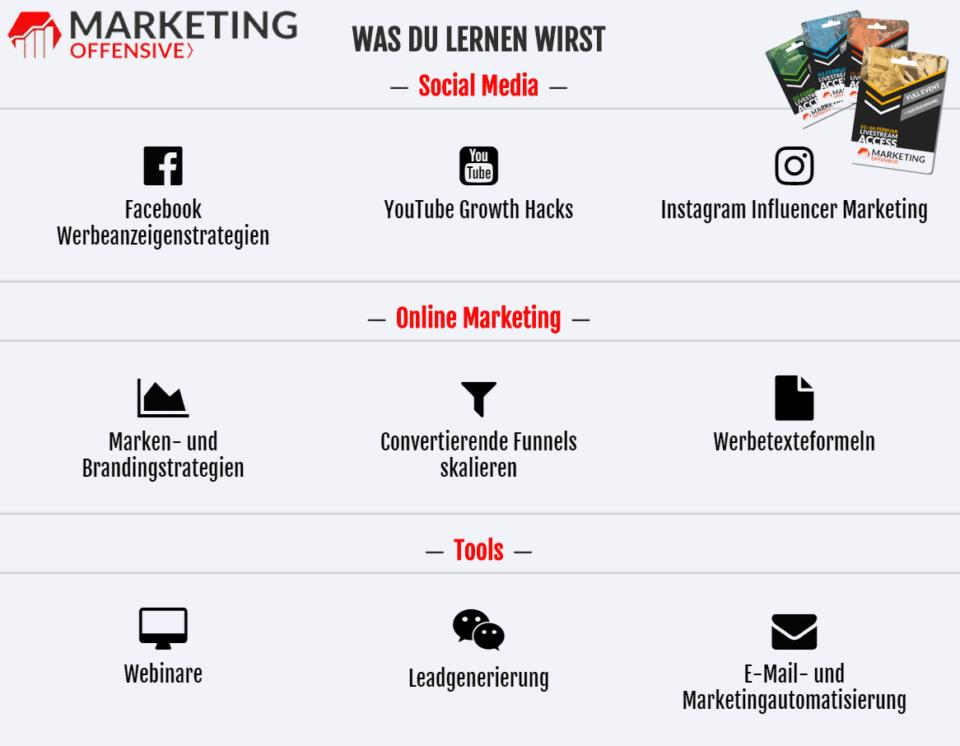 Die Marketingoffensive 2018 in München - Das Mega-Event von Dirk Kreuter