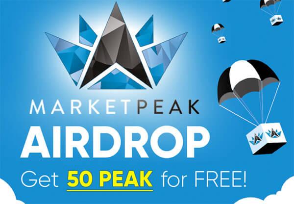 PEAK Token Airdrop